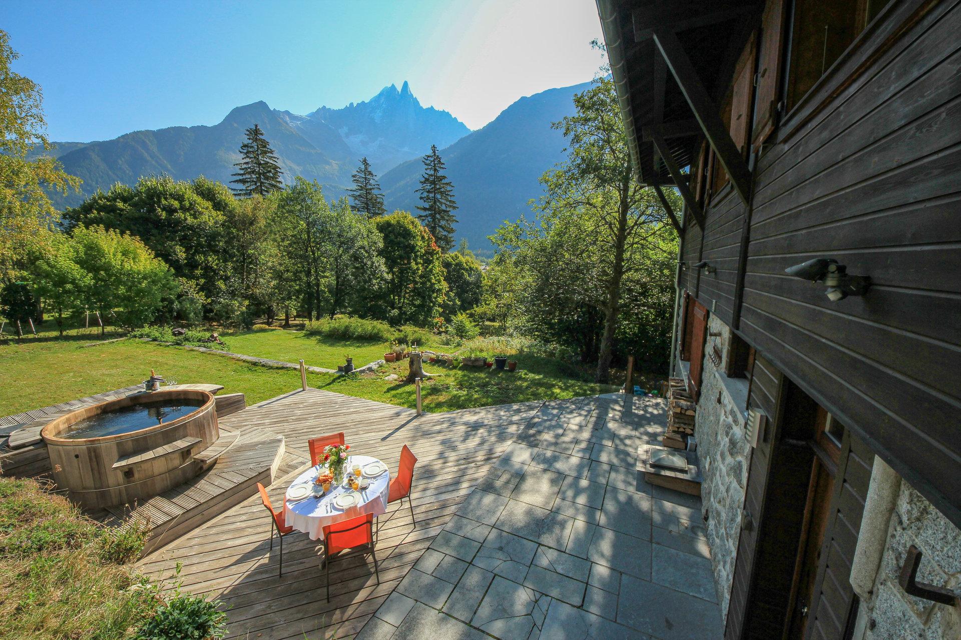 Vendita Chalet - Chamonix-Mont-Blanc Les Pècles
