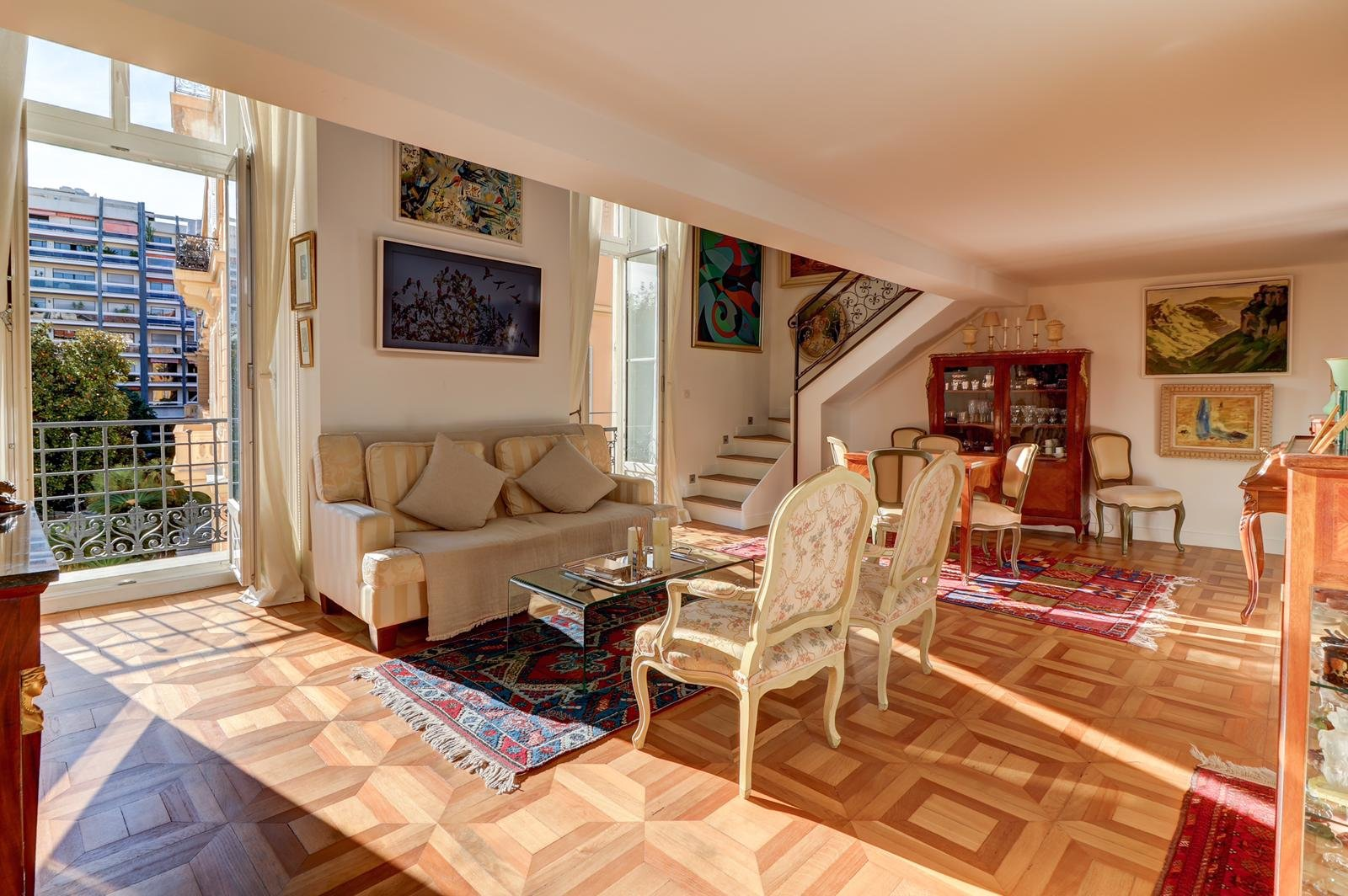 For sale gorgeous apartment Carré d'Or Nice