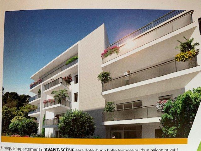 Appartement type 4, 81.03m², 3 chambres, garage, place de parking
