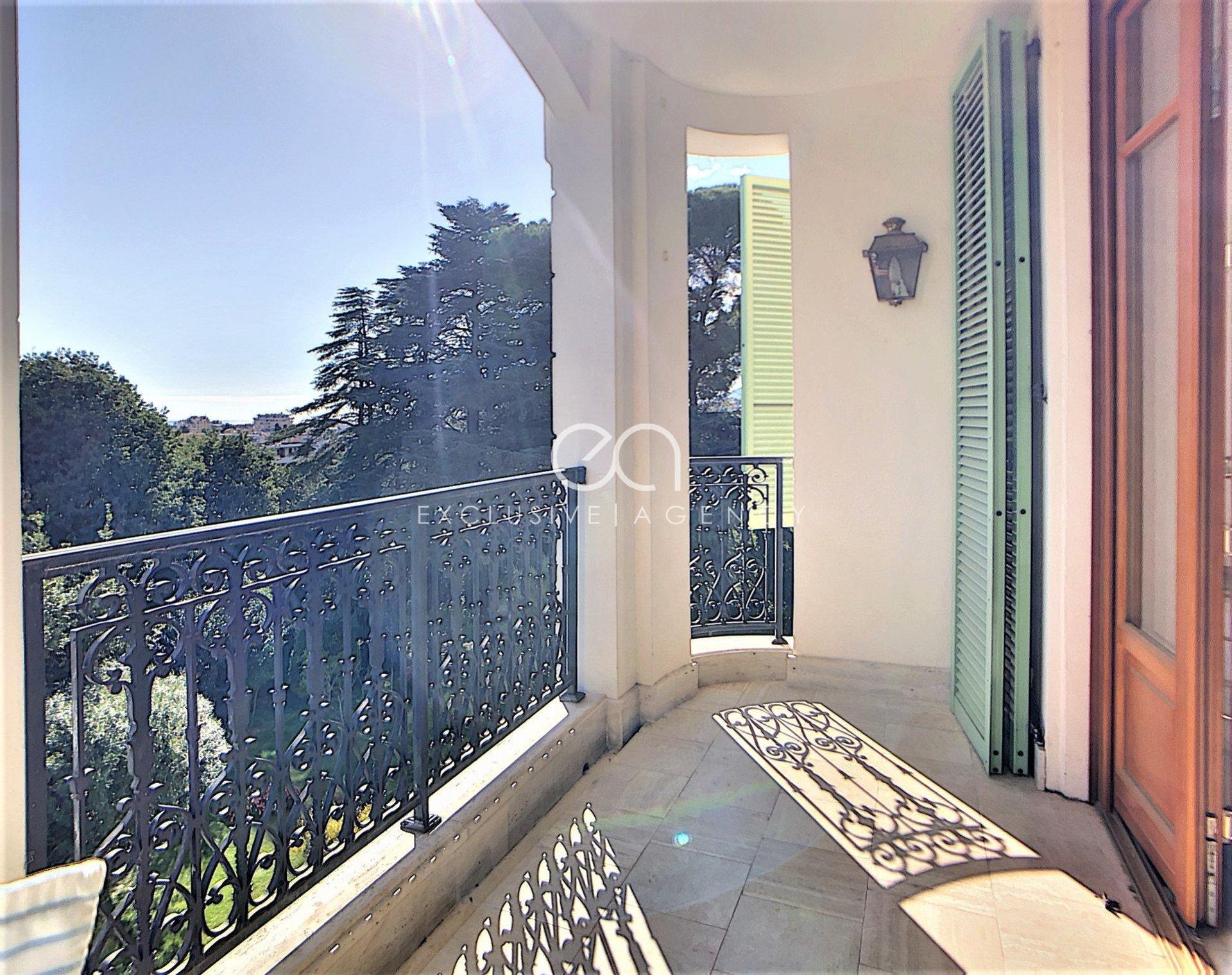 Vente Cannes DERNIER ETAGE 4 pièces 108m² neuf avec 12m² de terrasse