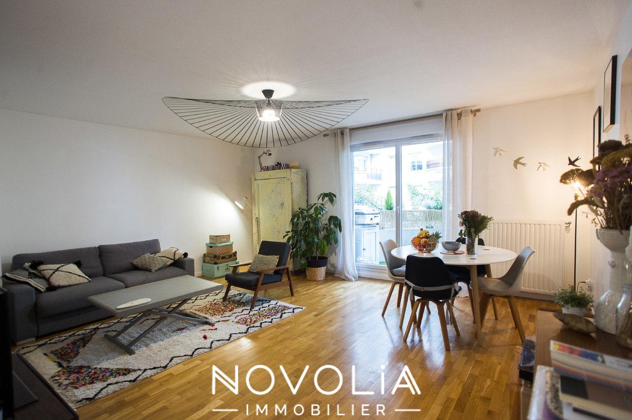 Achat Appartement Surface de 99 m²/ Total carrez : 92 m², 4 pièces, Lyon 3ème (69003)