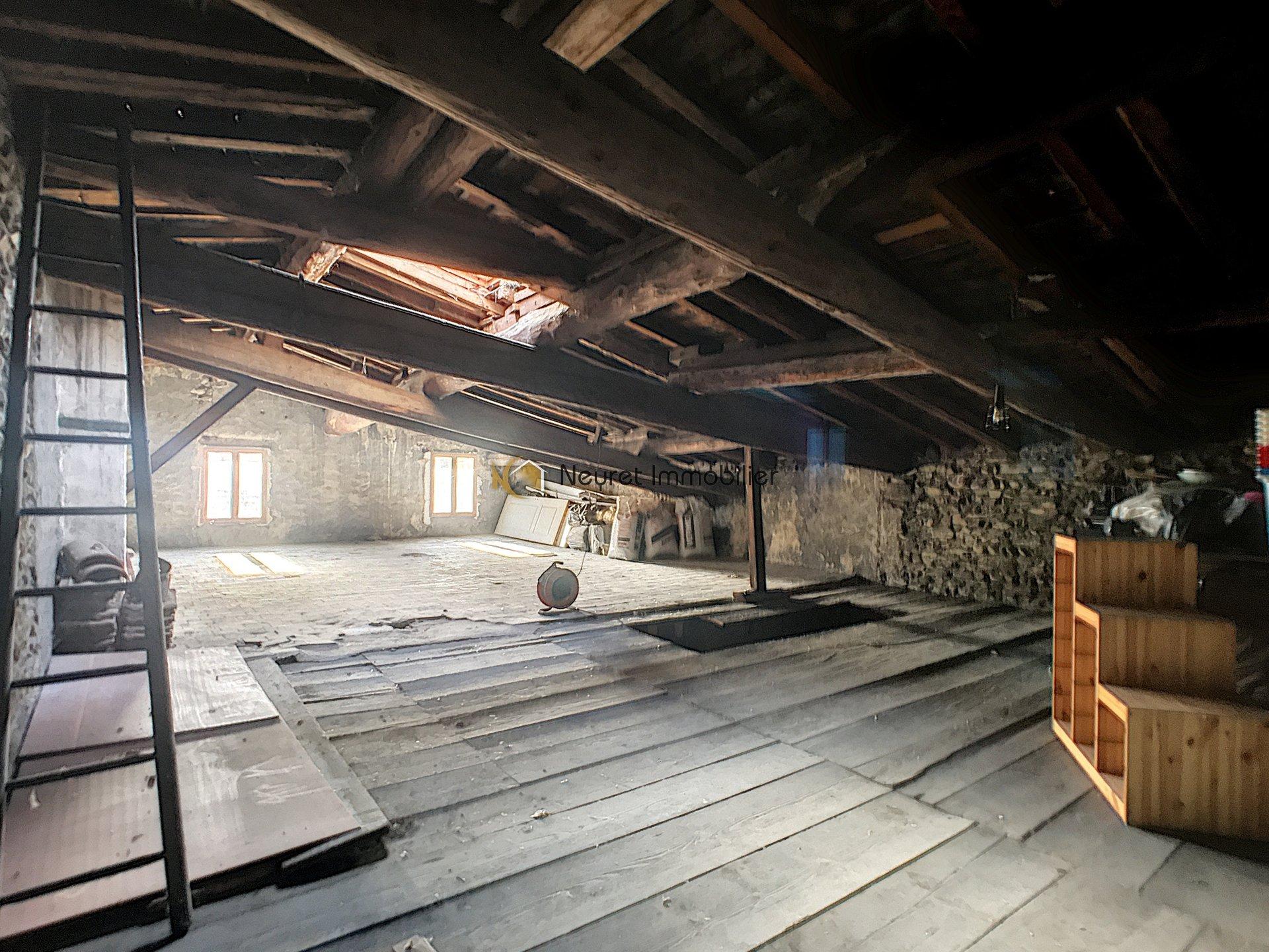 Maison de village  avec un  potentiel de 171 m2