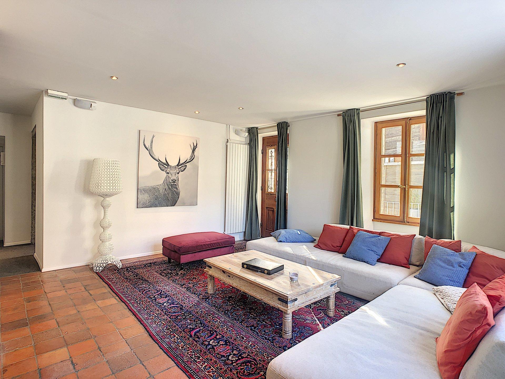 Maison 8 chambres, Argentière village, Chamonix Mont-Blanc