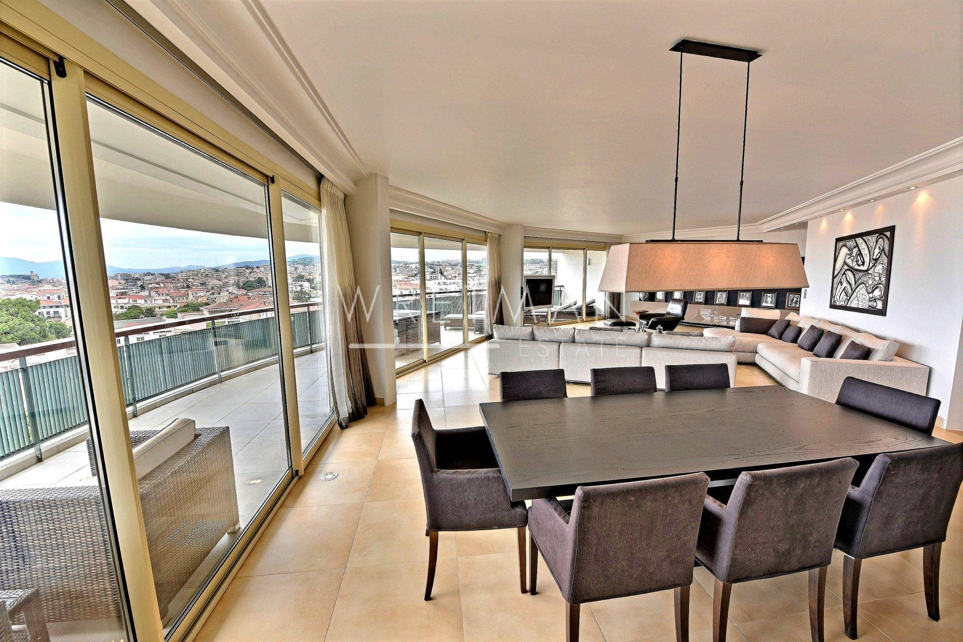 Unique penthouse near Rue d'Antibes - Cannes