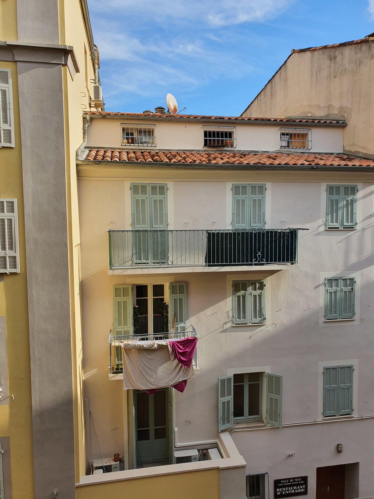 3 room apartment vieux Nice