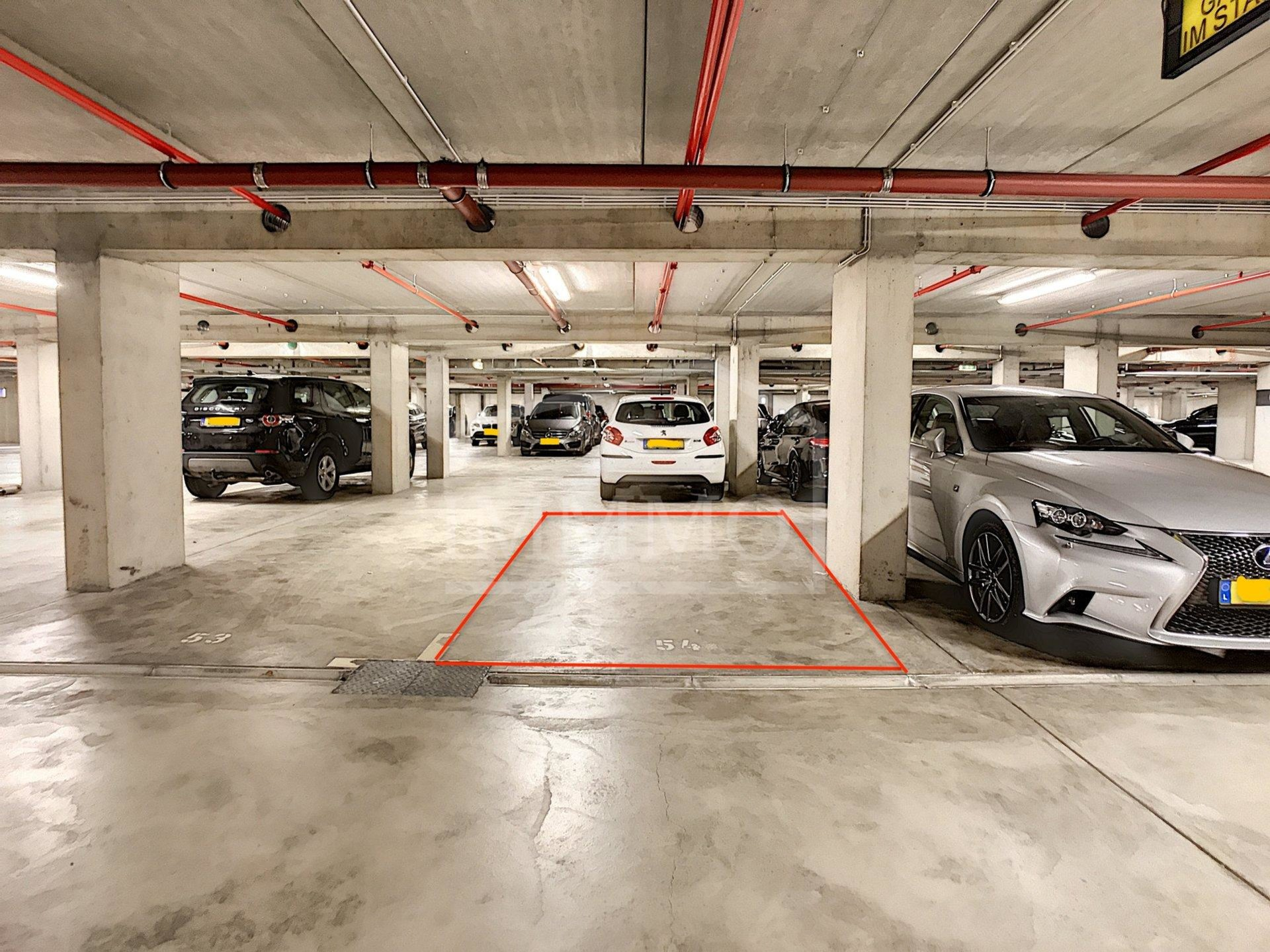 Rental Parking - Bertrange - Luxembourg