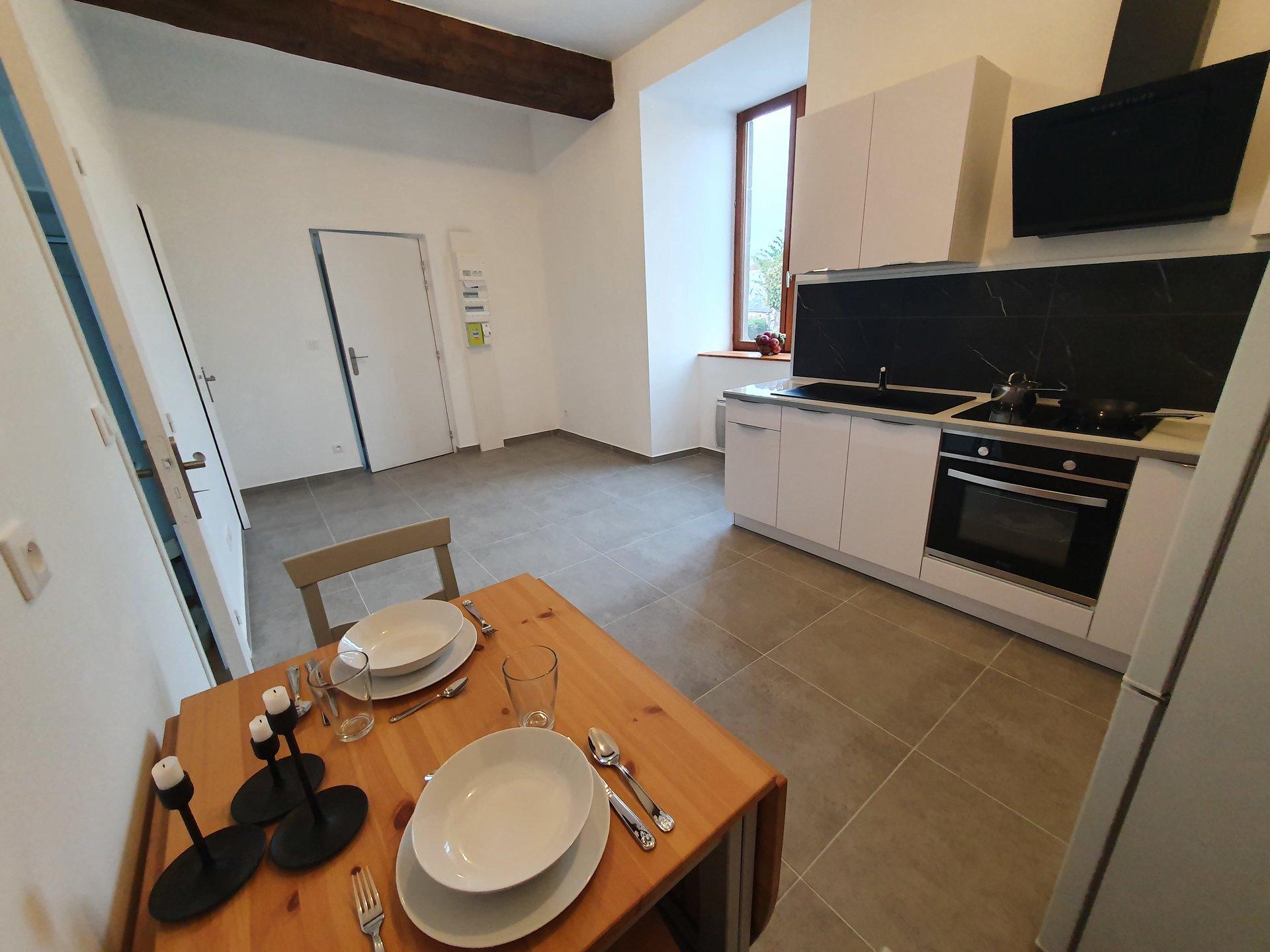 Rental Apartment - St Malo De Beignon