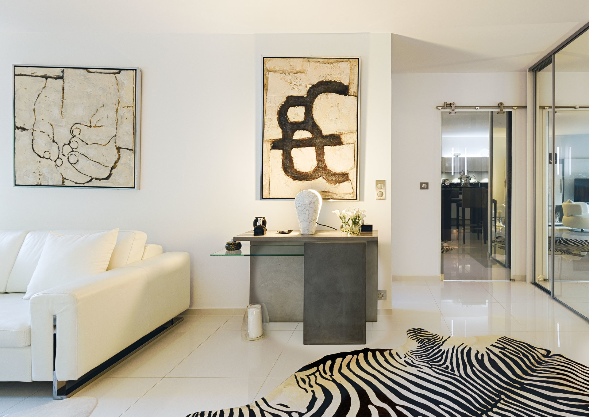 BASSE CALIFORNIE - CONTEMPORARY APARTMENT - WALKING DISTANCE TO RUE D'ANTIBES