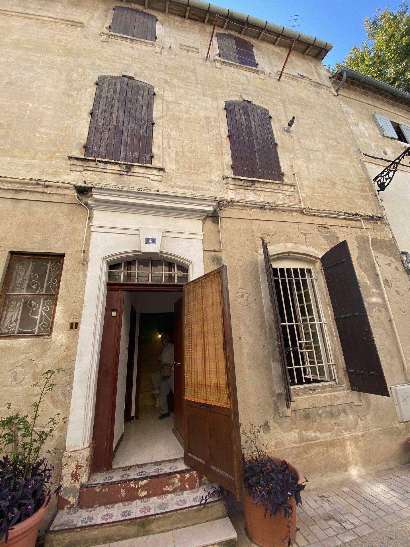 Maison de ville Roquette