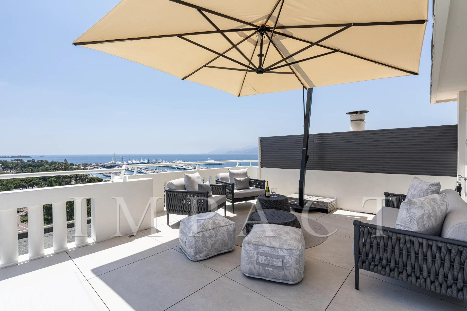 New rooftop for sale Croisette - CANNES