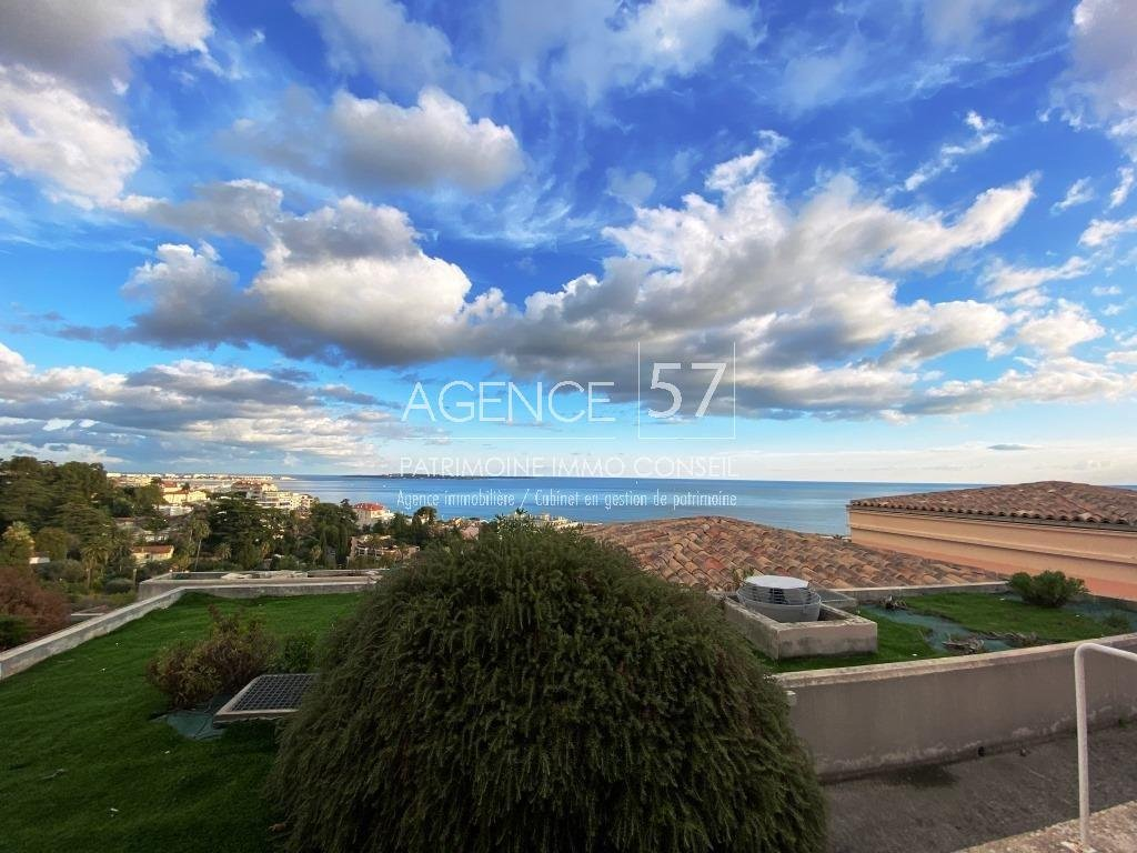 APPARTEMENT 2 PIECES CANNES VUE MER