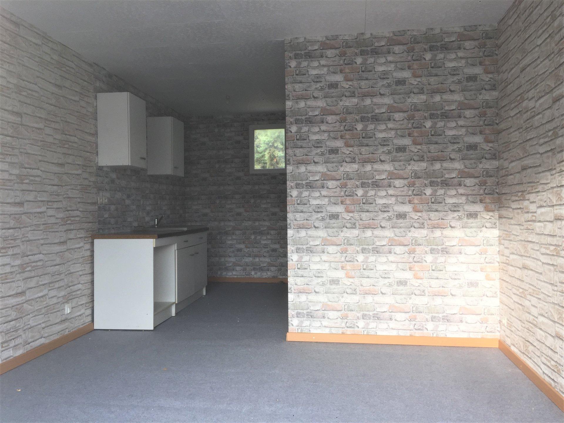 Villa étage avec jardin