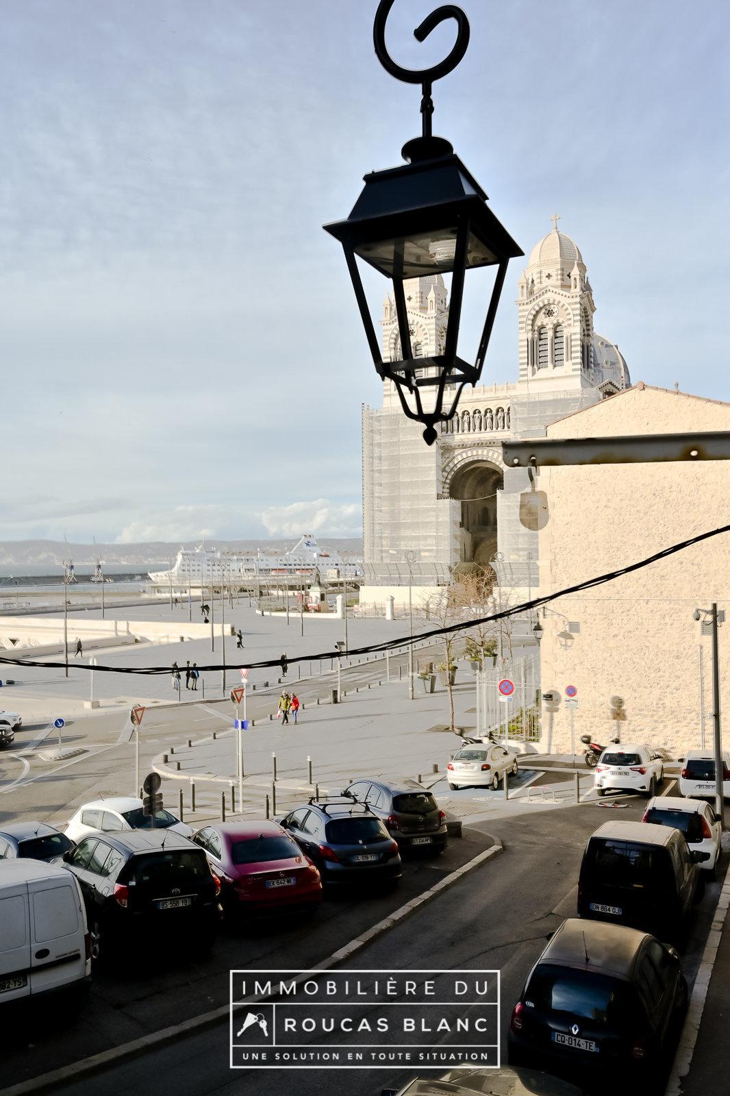 LOT de 2 Appartements - Panier - Major - Vieux Port - Mucem