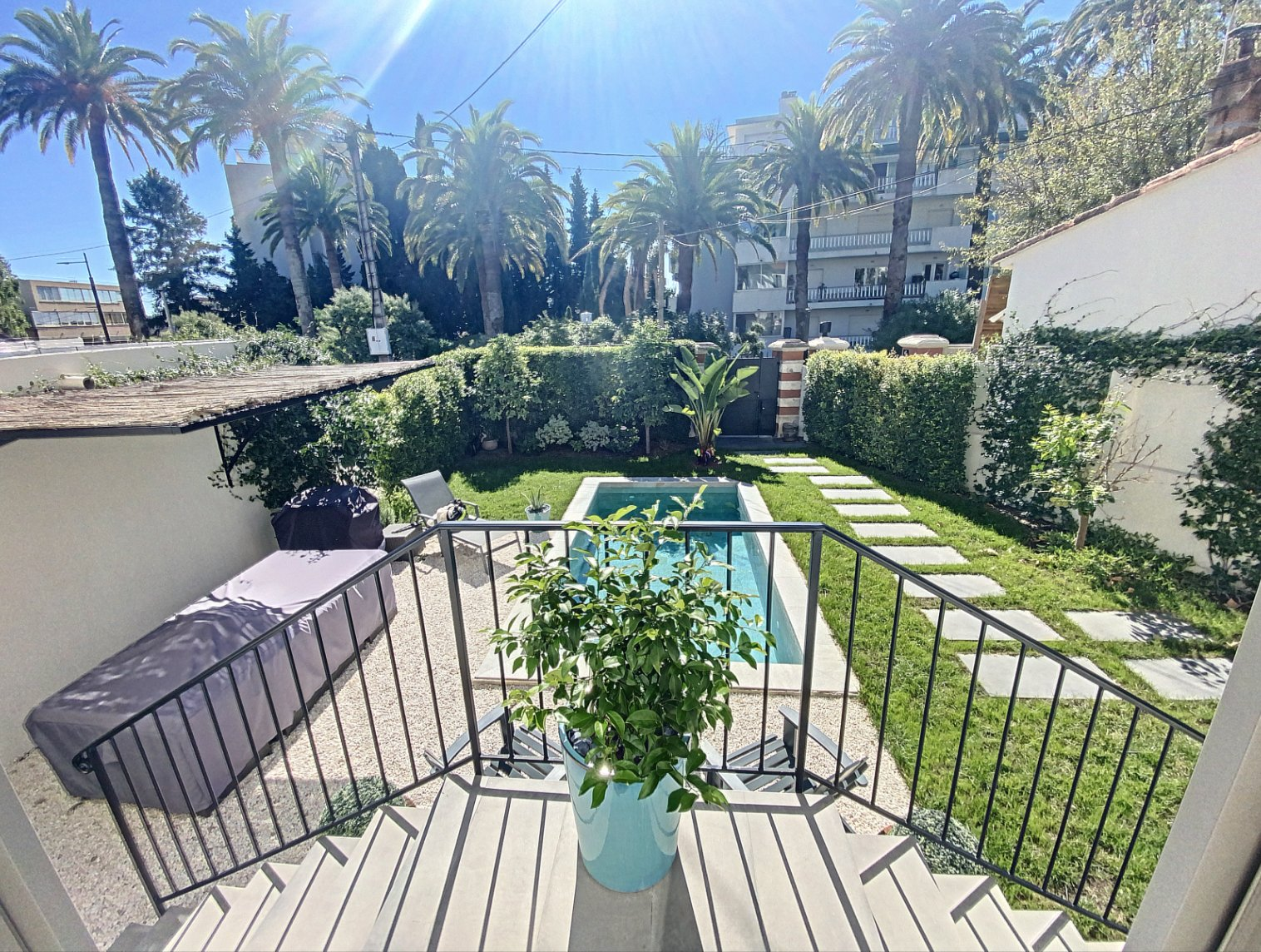Cannes Petit Juas  Villa 160 m2 renovated