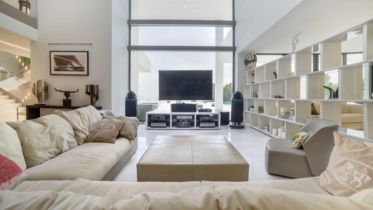 Very exclusive high luxury villa in Altea