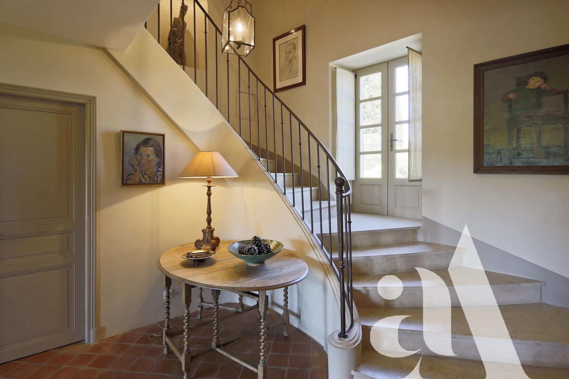 LE MAS DAPHNÉE - SAINT REMY DE PROVENCE- 10 rooms - 18 persons