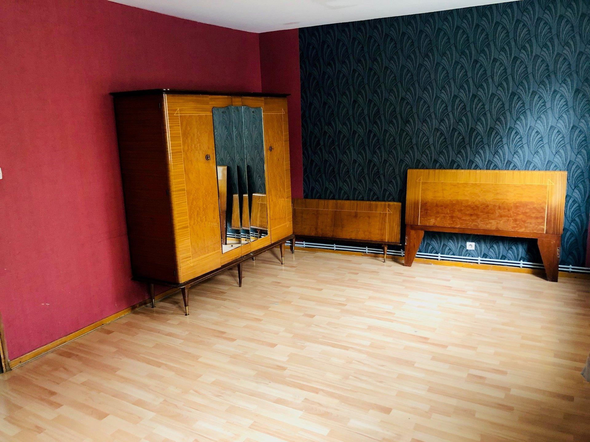 SAINT ETIENNE  CHATEAUCREUX-  Appartement T3