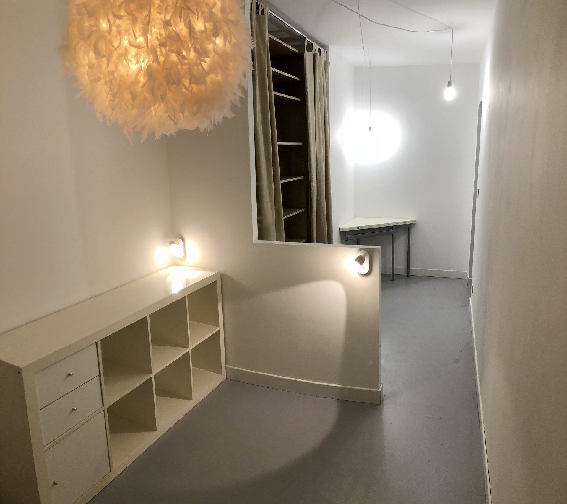 Bas de Chatou, appartement meublé à louer à 8 min à pied du RER.
