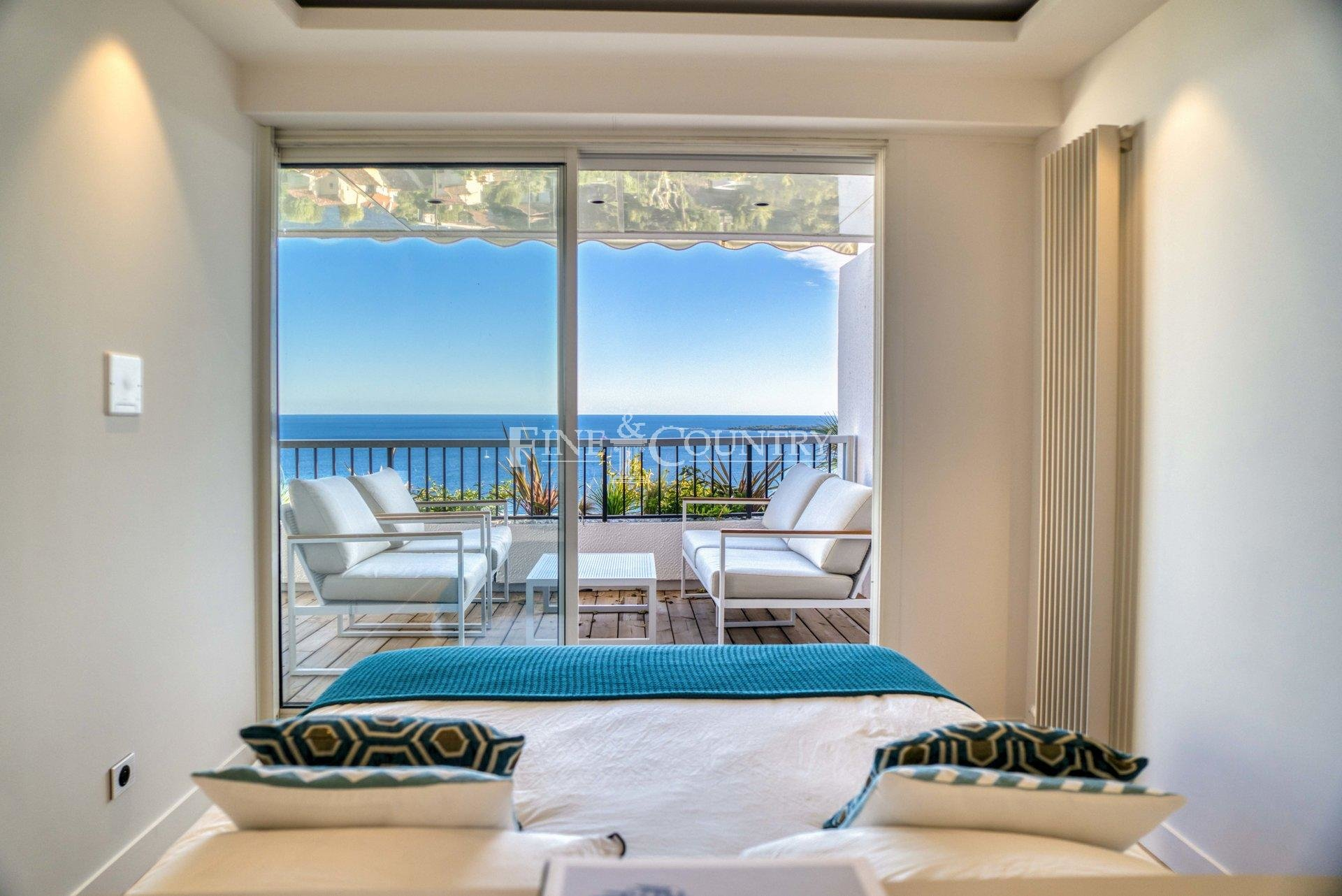 Apartment for sale in La Californie, Cannes, with sea view