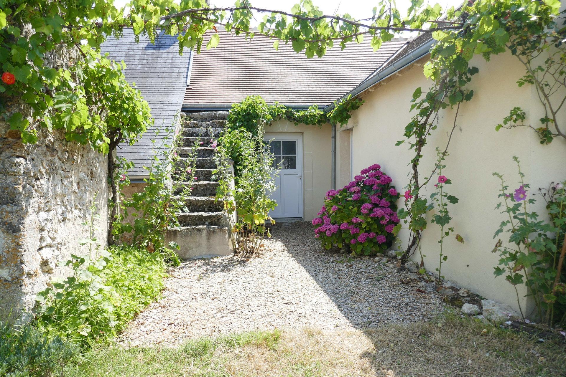 Belle maison restaurée - Channay sur Lathan