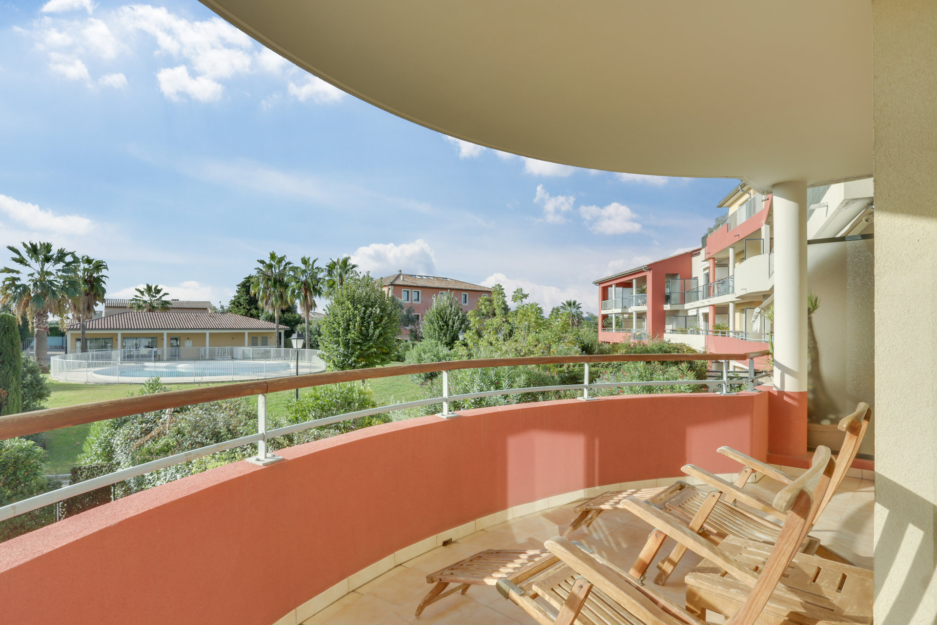 EXCLUSIVITE - BIOT - Quartier La Chèvre d'or -  Spacieux 3 pièces avec 2 terrasses