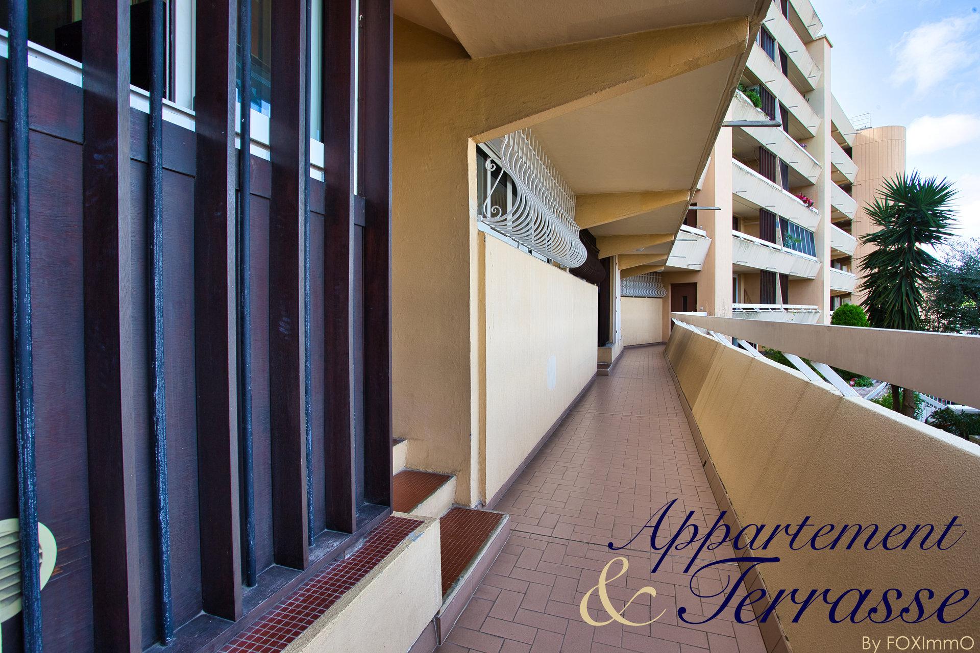Appartamento 3P 58m ² in una zona tranquilla esposta a sud
