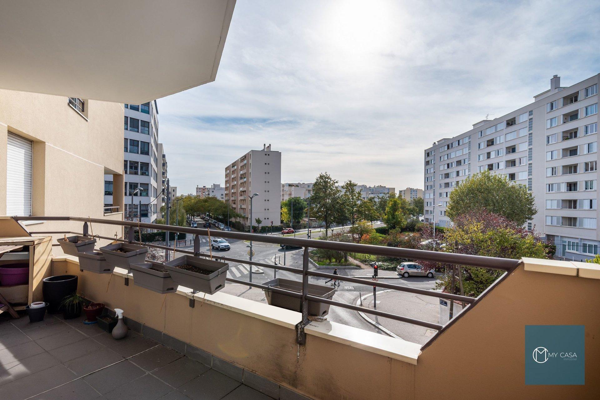 Jean XXIII / MONPLAISIR - Joli T2 bis avec Terrasse de 12 m2