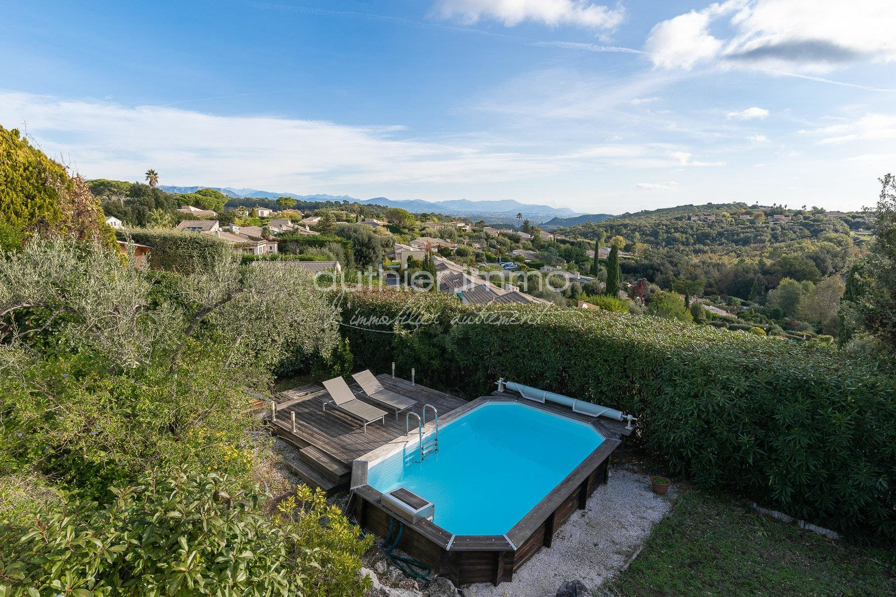 Vente Villa Individuelle Valbonne Val d'Azur
