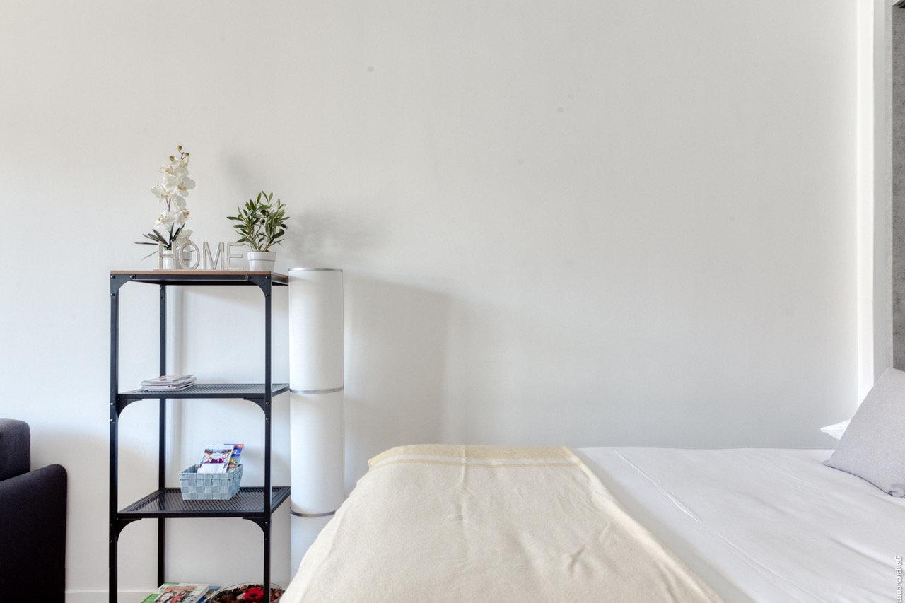 Studio meublé - Rue de France