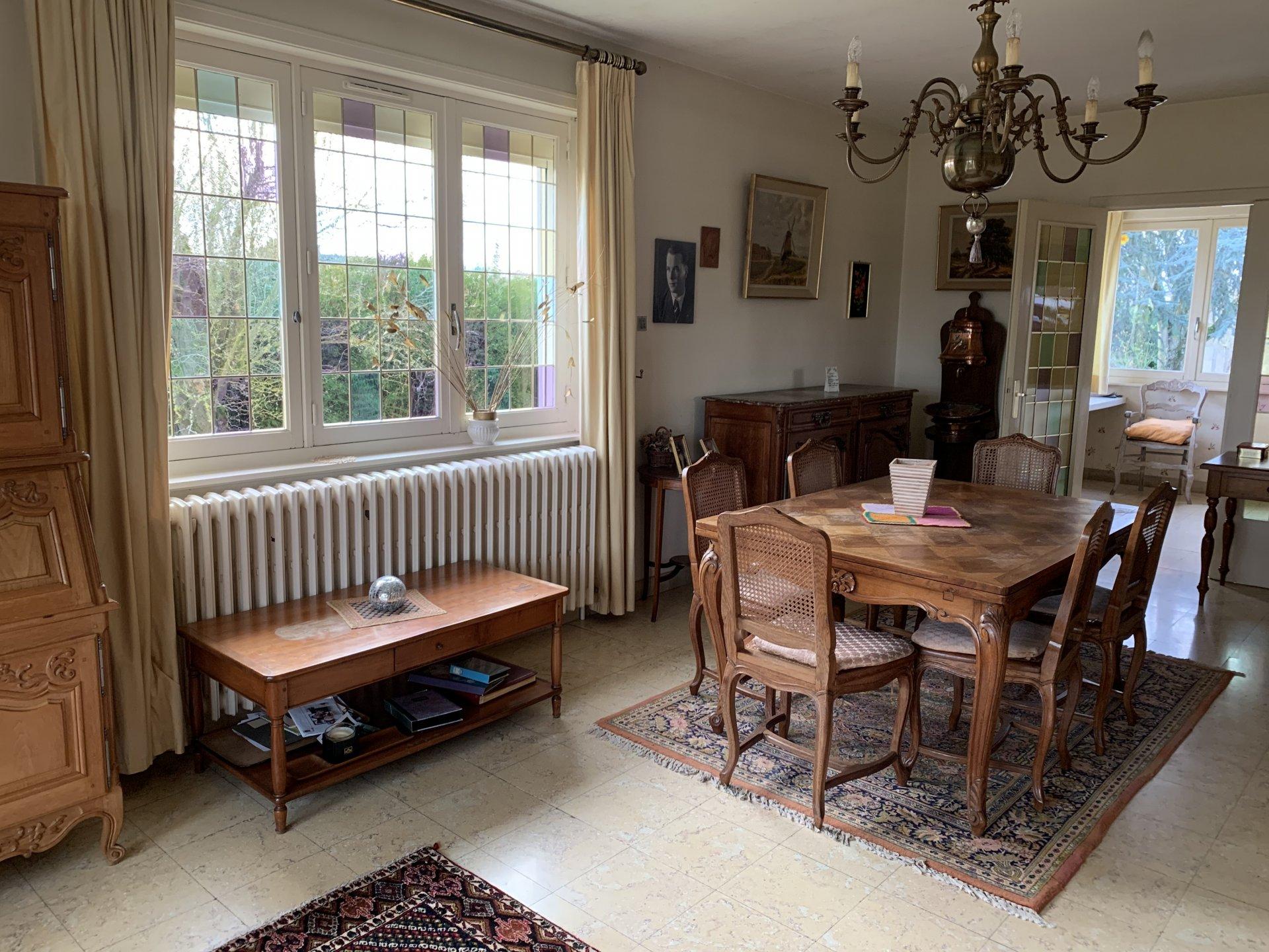 PAVILLON AVEC GARAGE– 119 m² - 5 pièces – Rosières en Santerre