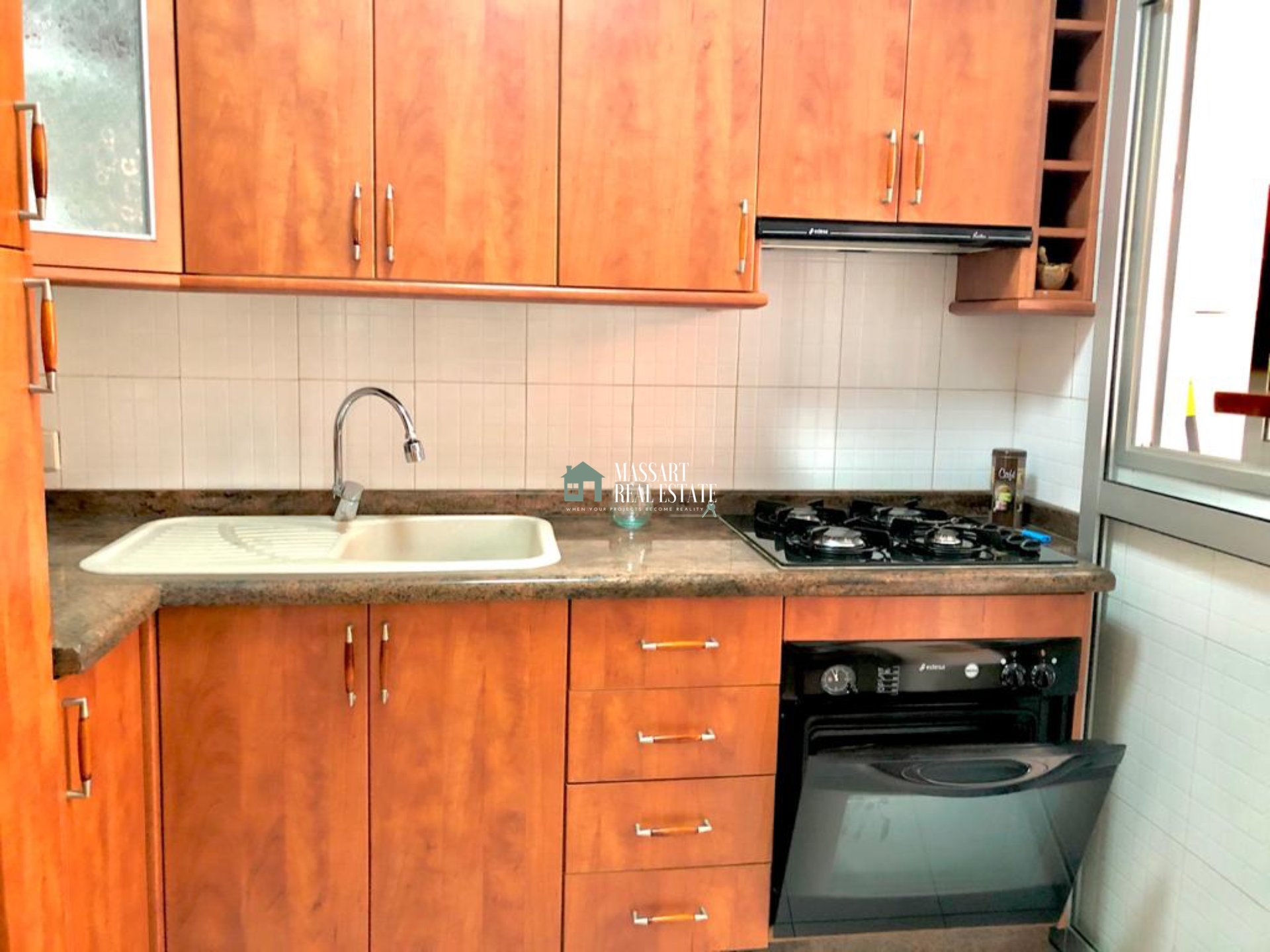 For rent in a central area of Adeje, Los Olivos, fully furnished duplex in very good condition.