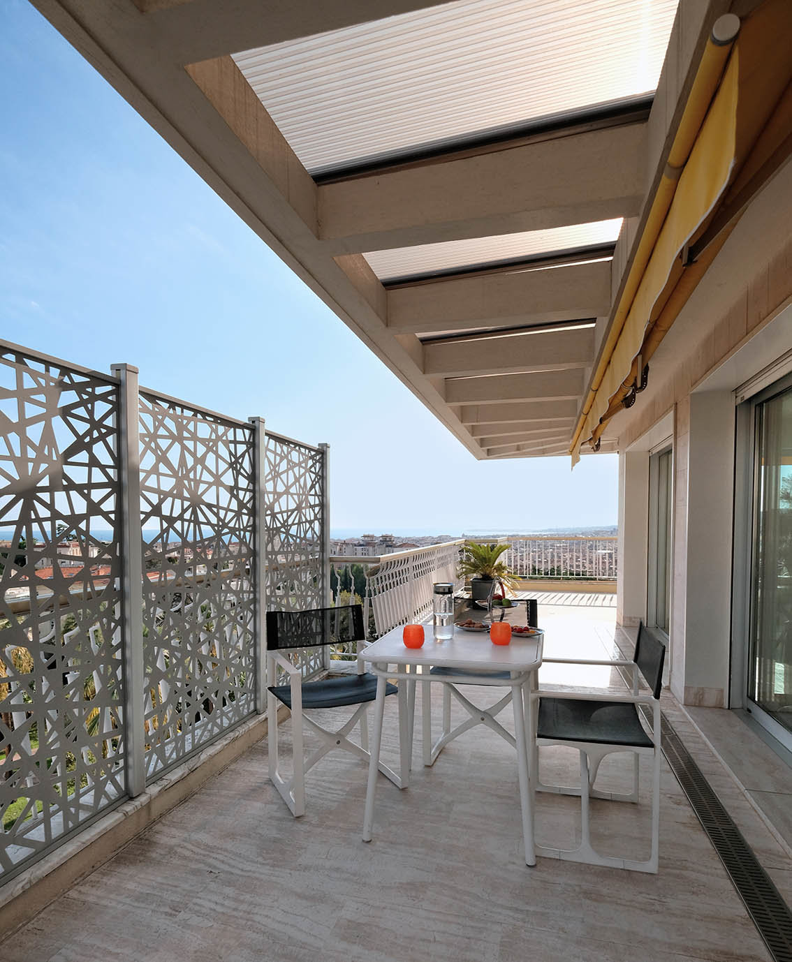 NICE CIMIEZ - LUXURY 5 ROOMS  - TERRACES & SEA VIEW