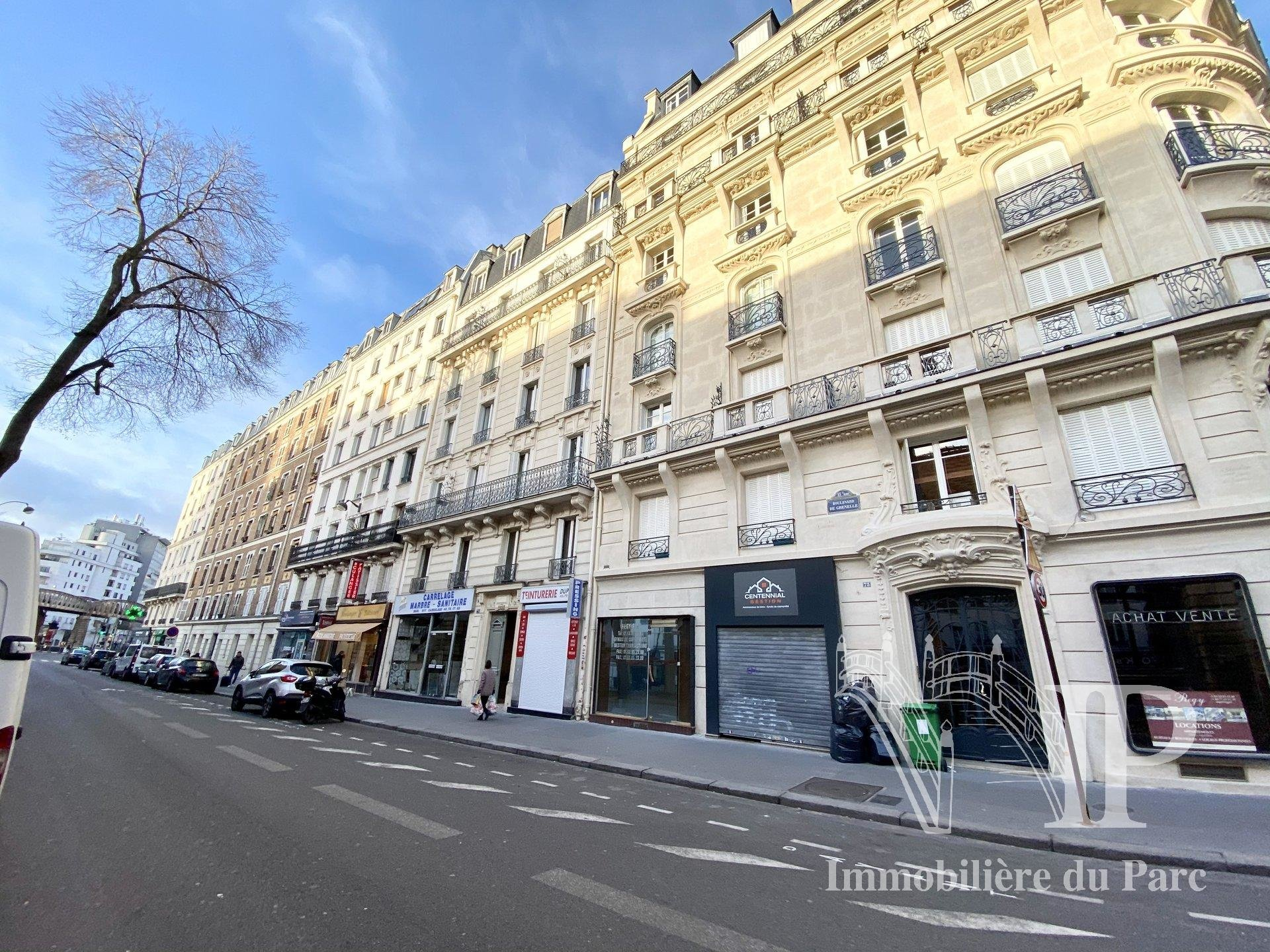 Location Appartement - Paris 15ème Grenelle
