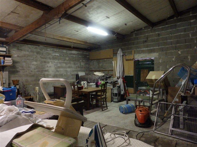 Maison de village avec garage à Magnac Laval - Haute Vienne