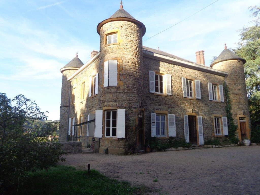 TARARE  Chateau 17è