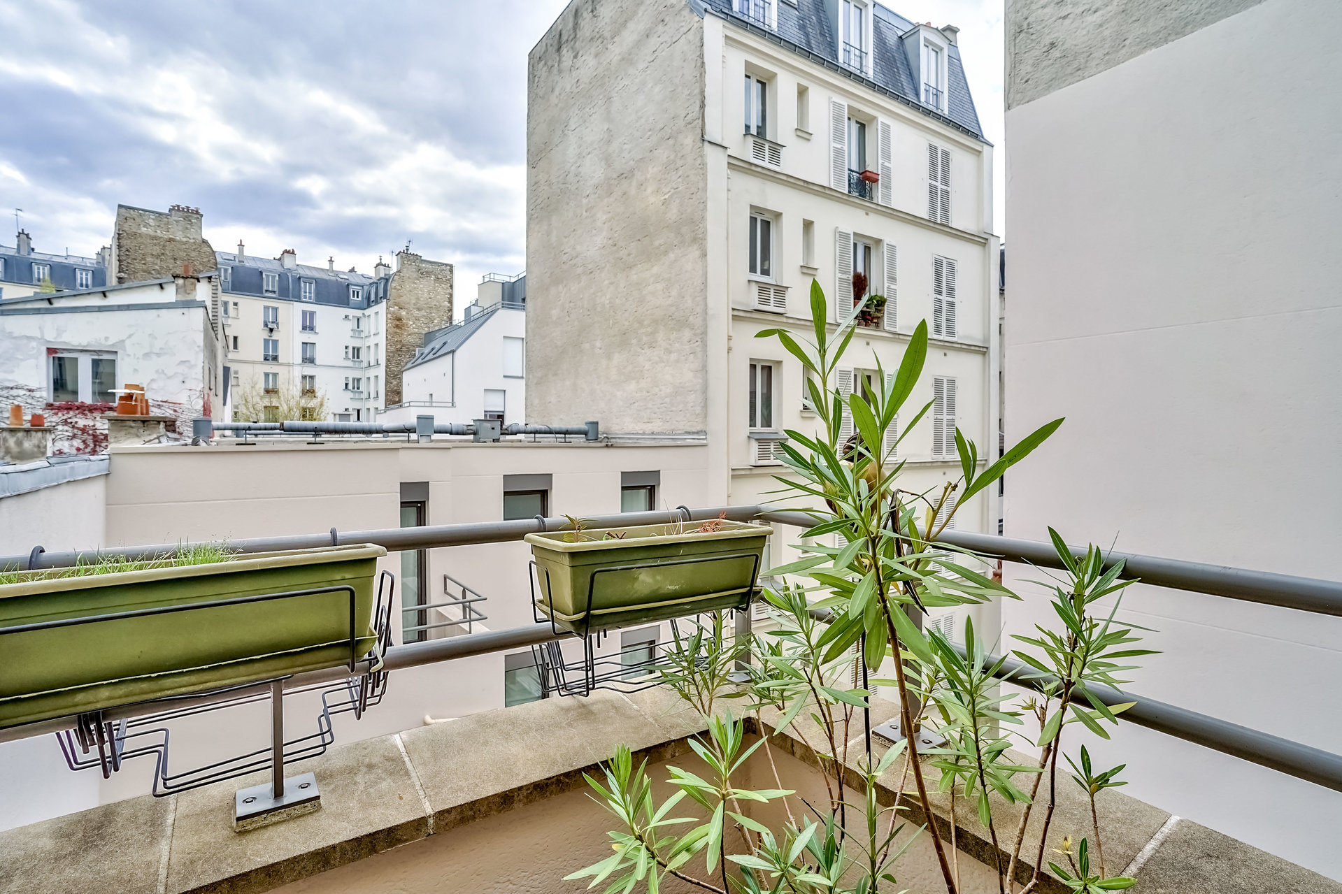 Vente Appartement - Paris 18ème Clignancourt