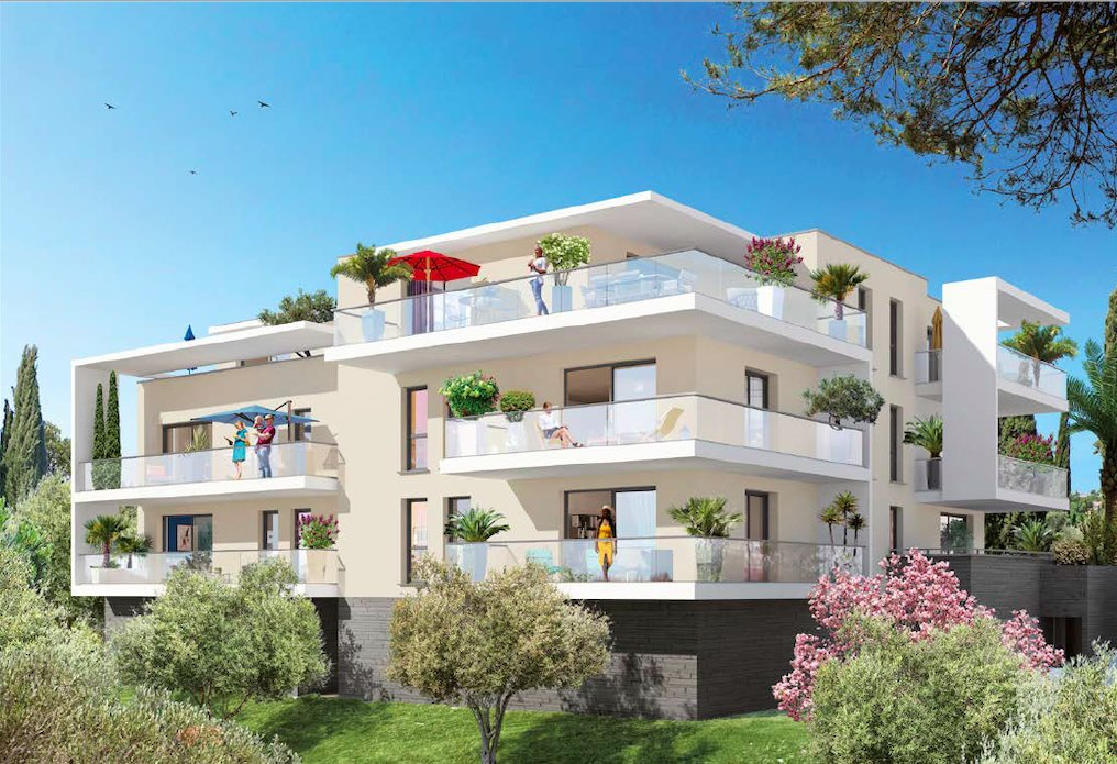 Vente Appartement - Le Cannet
