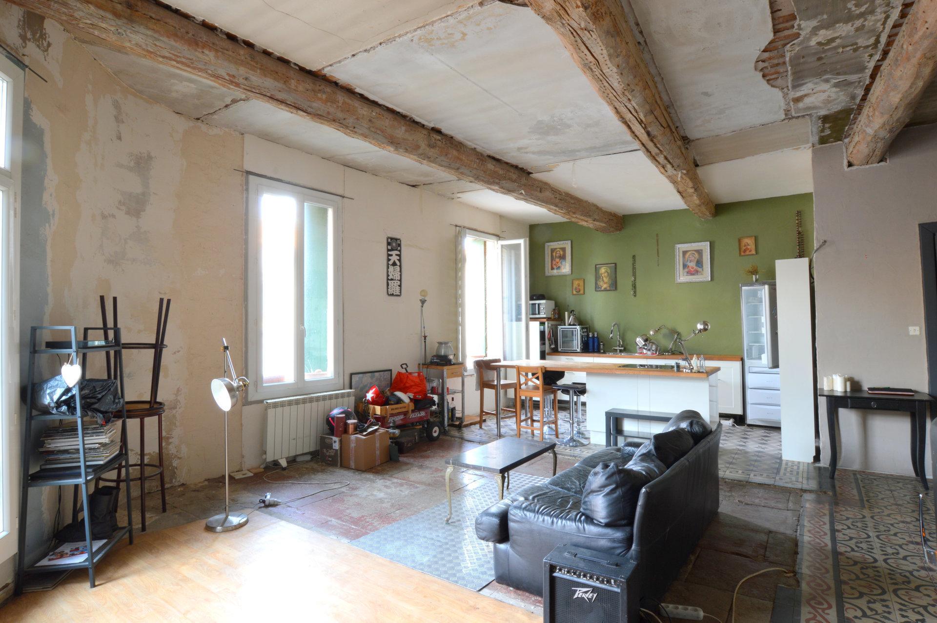 Maison de village 3 pièces 84 m² 34770 Gigean