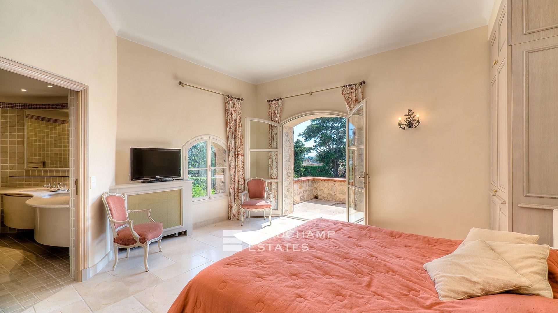 Charmant mas provencal 6 Chambres Cap d'Antibes