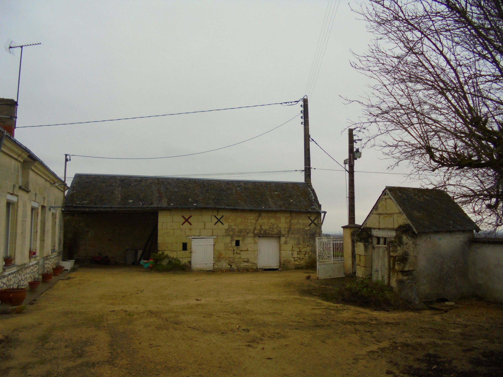 Sale House - Saint-Nicolas-de-Bourgueil
