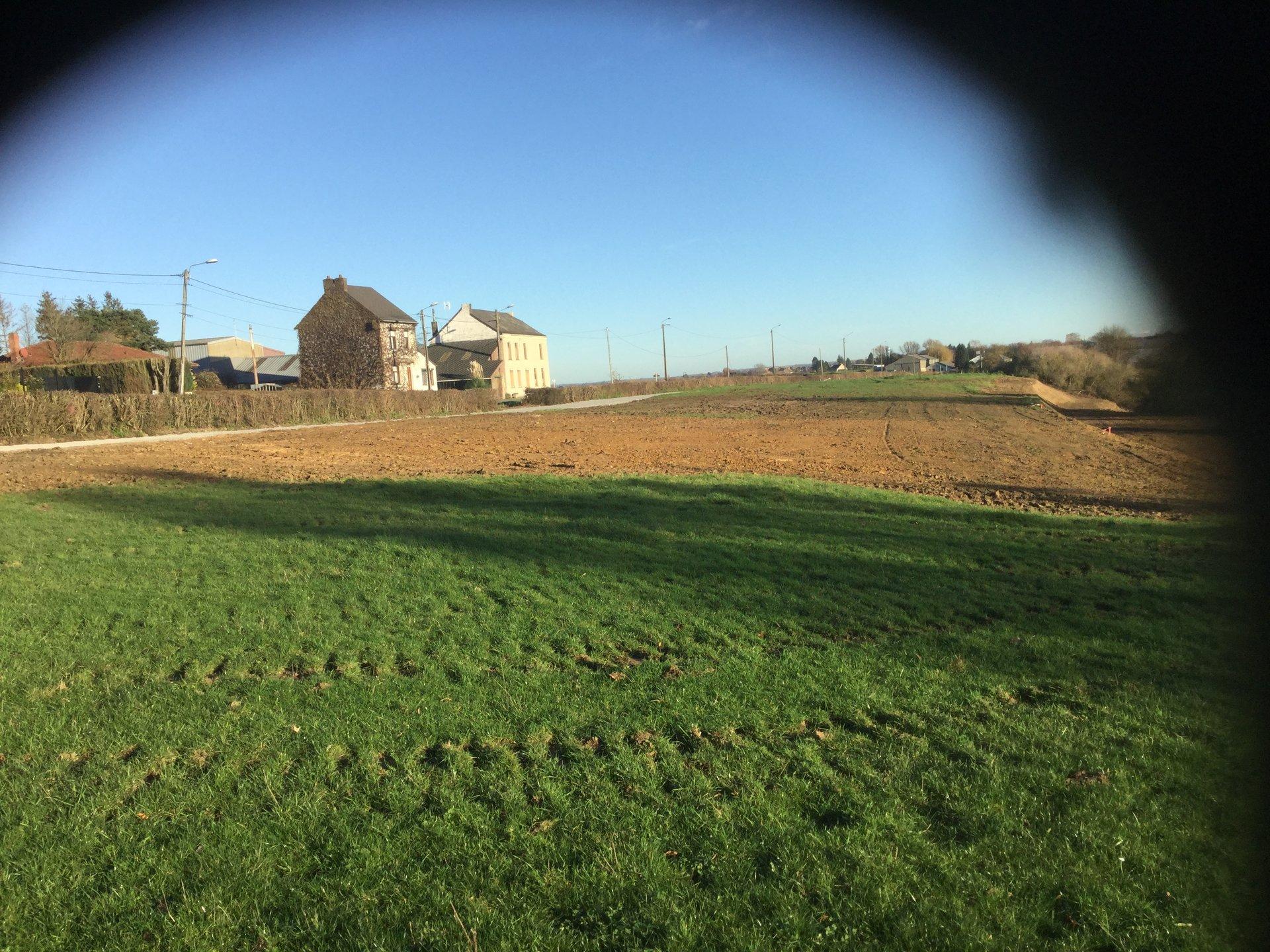 BERLAIMONT : Superbe vue sur le bocage avesnois