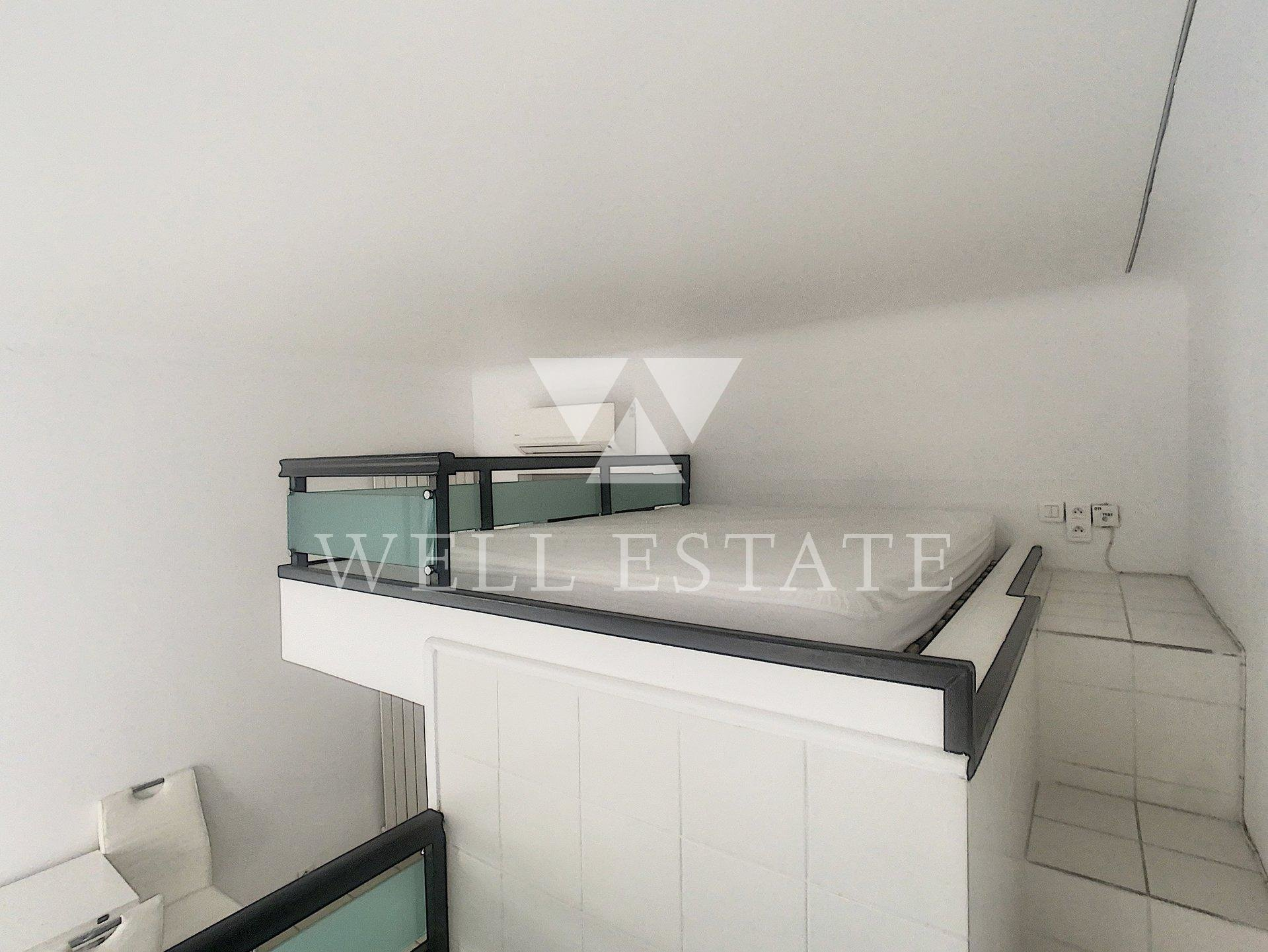 CANNES CROISETTE PALACE MIRAMAR STUDIO 32M2 WITH SEA VIEW