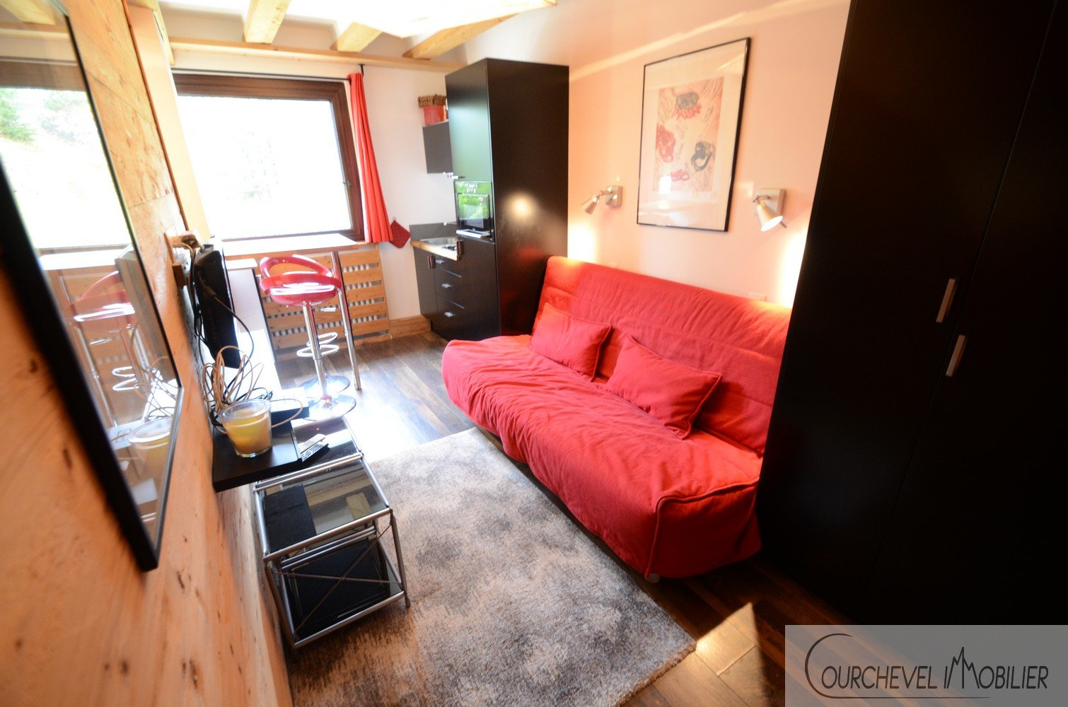 STUDIO APARTMENT - COURCHEVEL 1650