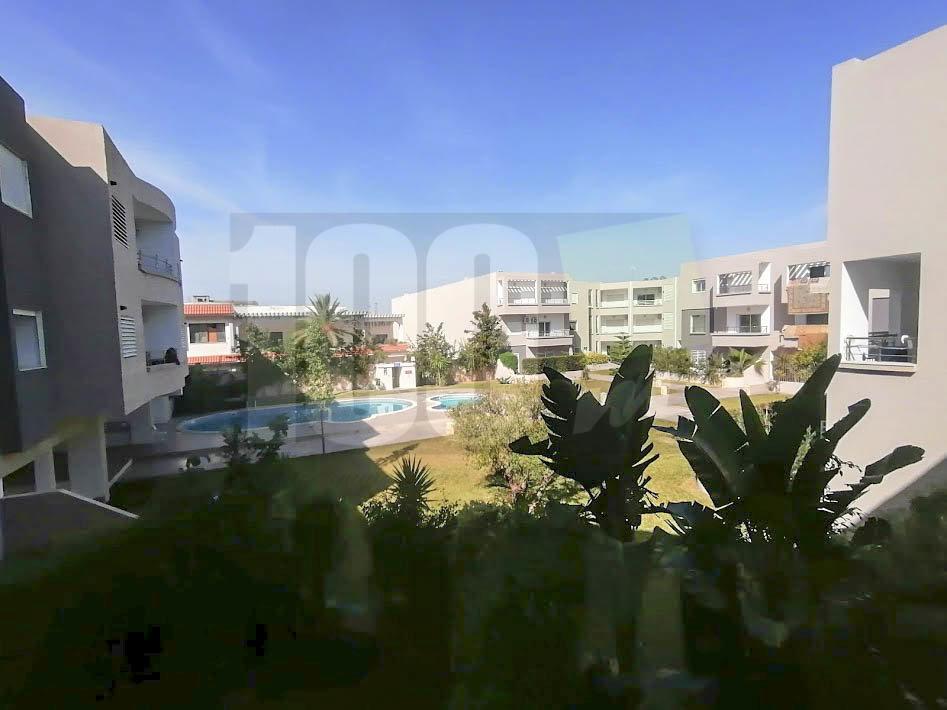 Location appartement s+3 à La Soukra