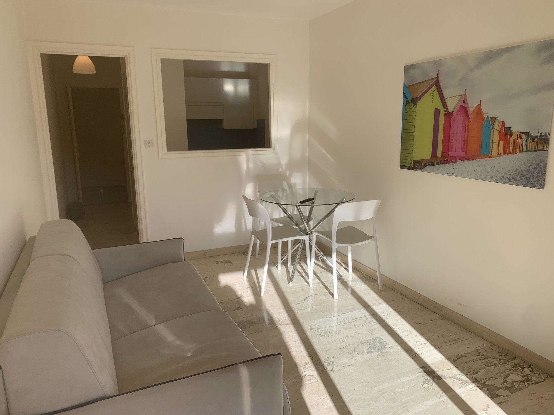 Studio meublé - Nice Ouest