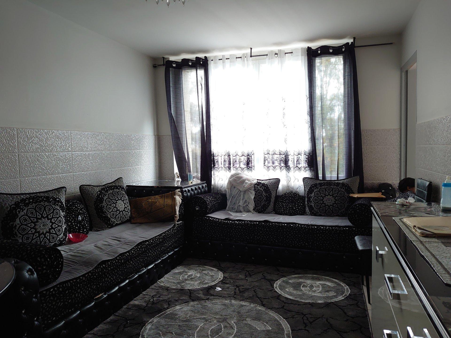 Un appartement F5 avec cave sur Creil