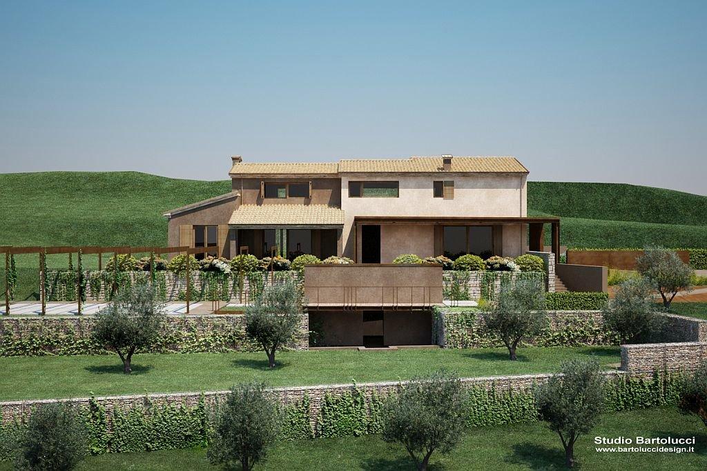 Sale Villa - Colli al Metauro Saltara - Italy