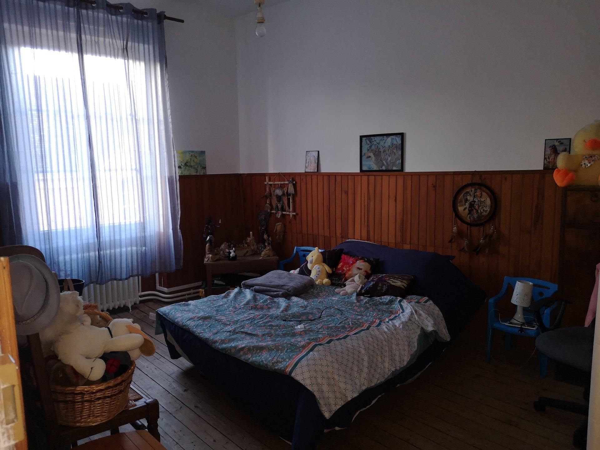 Maison 104m² + terrain de loisirs