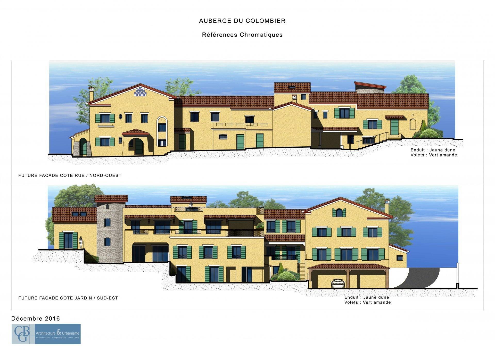 Co-Exclusivité - Roquefort-Les-Pins - Spacieux  3 P ou 4 P avec grande terrasse