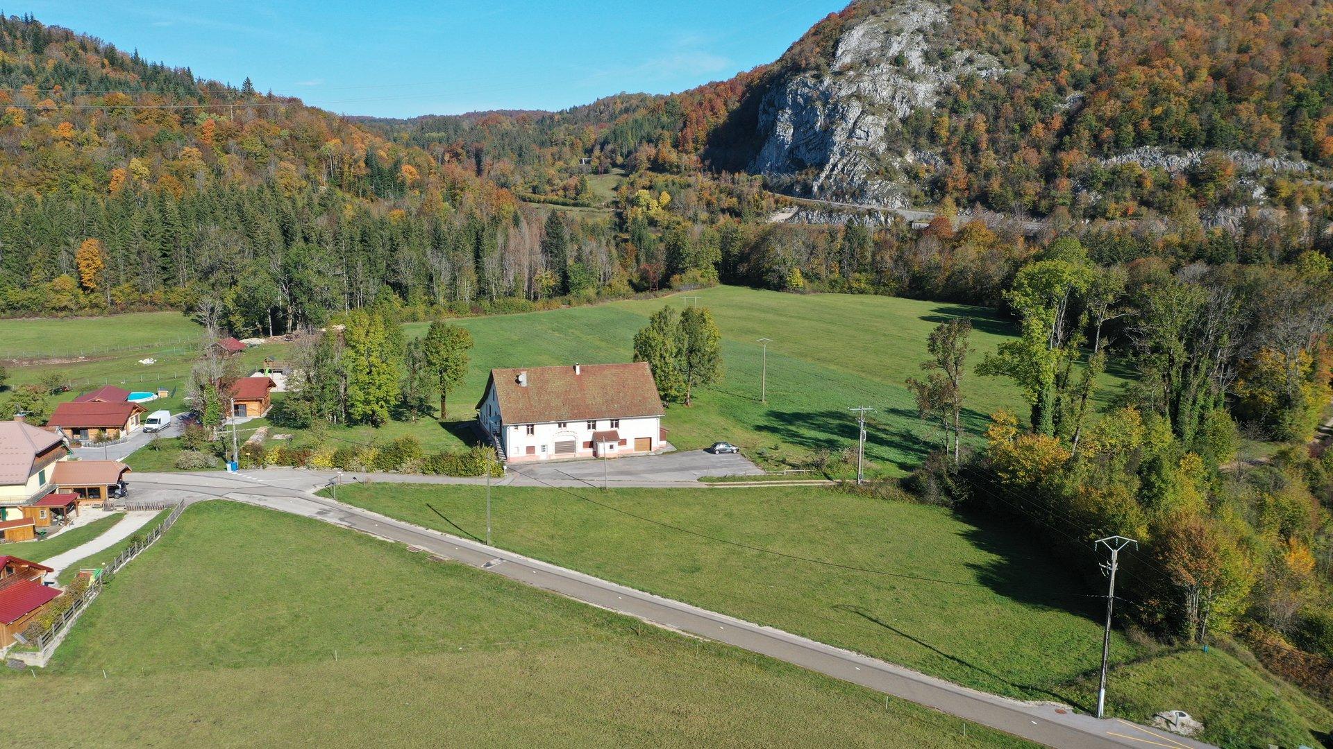 Sale Bed and breakfast - Les Planches-en-Montagne